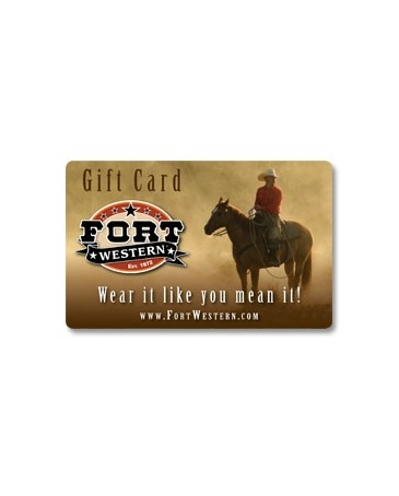 Fort Brands Gift Card