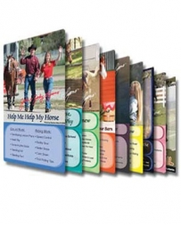 "John Lyons® ""Perfect Horse Series"" Set Of 9 Books"