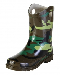 Smoky Mountain® Kids' Camo Poop Kickers - Child