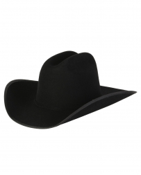 Rodeo King® Black Bound Edge 30X Felt Hat