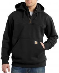 Carhartt® Men's Paxton Mock Neck Zip Hoodie - Big & Tall