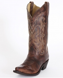 Smoky Mountain® Ladies' Madison Brown Boots