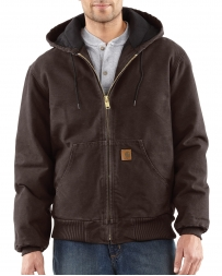 Carhartt® Men's Sandstone Hooded Active Jacket - Big and Tall