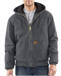 Carhartt® Men's Sandstone Active Flannel Jacket
