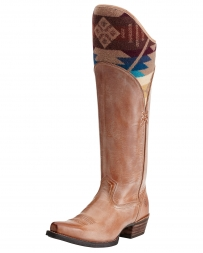 Ariat® Ladies' Caldera Tawny Pendleton Boots