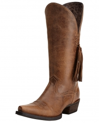 Ariat® Ladies' Loretto Pearl Boots