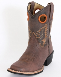 Smoky Mountain® Kids' Memphis Man Made Boots - Youth