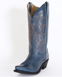 Smoky Mountain® Ladies' Madison Blue Boots