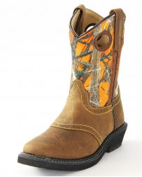 Smoky Mountain® Kids' Cypress Camo Boots - Child