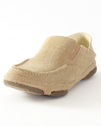 Tony Lama® Men's 3R Casual Canvas Slip-on