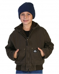 Key® Insulated Hooded Fleece Jacket - Toddler