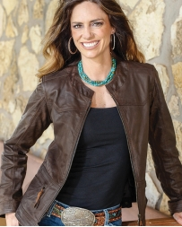 STS™ Ranchwear Ladies' Douglas Leather Jacket