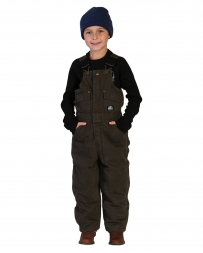 Key® Insulated Duck Bib Overall - Toddler