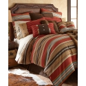 HiEnd Accents® Calhoun 5 Piece Comforter Set - Full