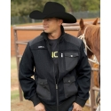 Cinch® Men's Herringbone Jacket