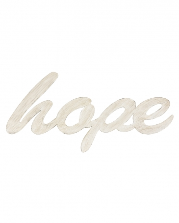 Montana Silversmiths® Hope Wall Sign