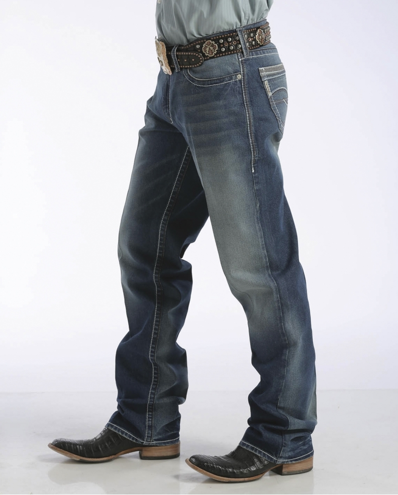 Cinch® Men's Grant Midrise Relaxed Bootcut Jeans - Fort Brands