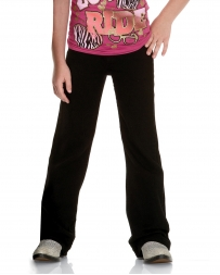 Wrangler® Girls' Cowgirl Cut Q-Baby Black Magic Jeans - Child