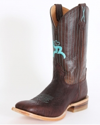 Hooey® Collection by Twisted X Boots® Men's Chocolate Pinstripe Boots