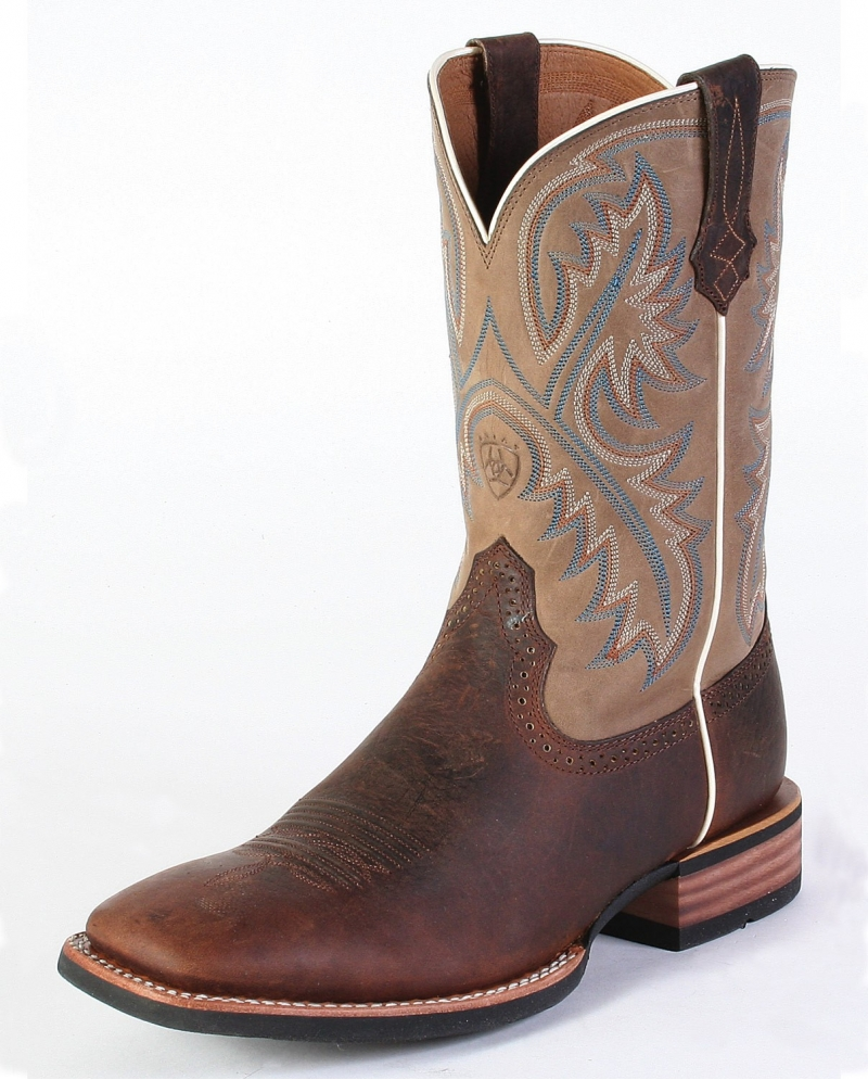 ariat 174 s quickdraw boots fort brands