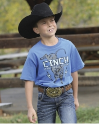 Cinch® Boys' Short Sleeve Lead Don't Follow Tee