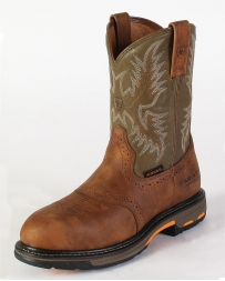 "Ariat® Men's Workhog 10"" Pull On Boots - Composite Toe"