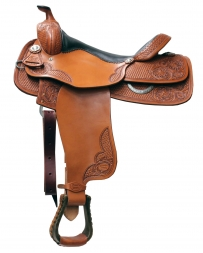 "Courts Saddlery® Courts Performance Reiner Saddle - 16"" Seat"