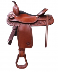 "Tex Tan® High Prairie Pleasure Trail Saddle - 16"" Seat"