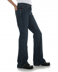 Wrangler® Girls' Cash Jeans - Regular and Slim Fit - Child