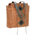 American West® Ladies' Navajo Soul Golden Tan Tote