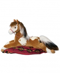 Douglas Cuddle Toys® Cloud Dancer Indian Paint Horse