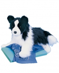 Douglas Cuddle Toys® Chase the Boarder Collie