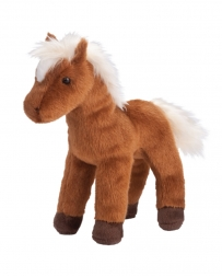 Douglas Cuddle Toys® Mr. Brown Chestnut Horse