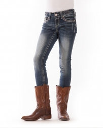 Grace in LA® Girls' Skinny Jeans