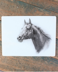 Moss Brothers Inc.® Horse Cutting Board