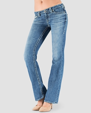 Big Star® Ladies' Remy Lowrise Bootcut Jeans