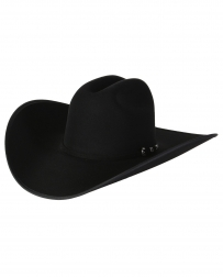 Rodeo King® Black Bound 5X Hat