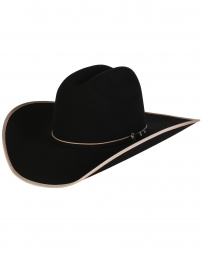 Rodeo King® 5X Black Rodeo Hat