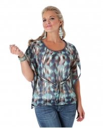 Rock 47™ By Wrangler® Ladies' Open Sleeve Tunic Top
