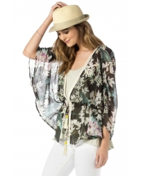 Miss Me® Ladies' Garden View Cardigan