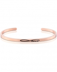 MantraBand® Ladies' Infinite Love Band