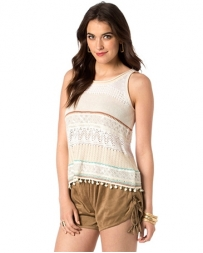 Miss Me® Ladies' Blissful BoHo Vest