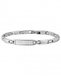 Sabona® Ladies' Pave Gem Magnetic Bracelet