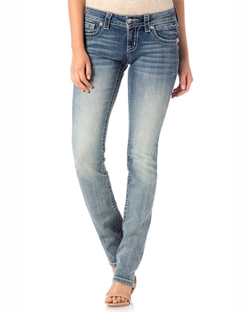 Miss Me® Ladies' Speechless Keepsake Straight Jeans