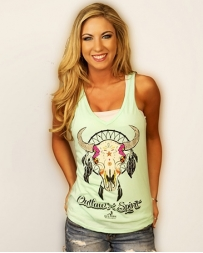 Ali Dee® Ladies' Outlaw Spirit Tank