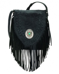 American West® Ladies' Seminole Crossbody Flap Bag