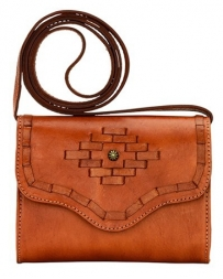 American West® Ladies' Amber Waves Small Crossbody Bag