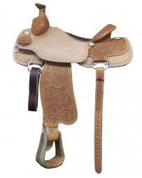 "Circle Y® XP Celeste Ropper Saddle - 15 1/2"" Seat"