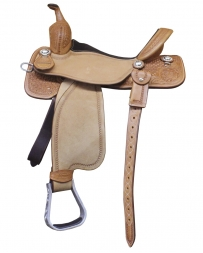 "Martin Saddlery® Martin BTR Barrel Saddle - 14 1/2"" Seat"