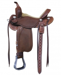 "Martin Saddlery® Martin BTR Barrel Saddle - 14"" Seat"